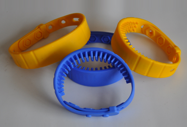 GMU260 硅胶手腕带