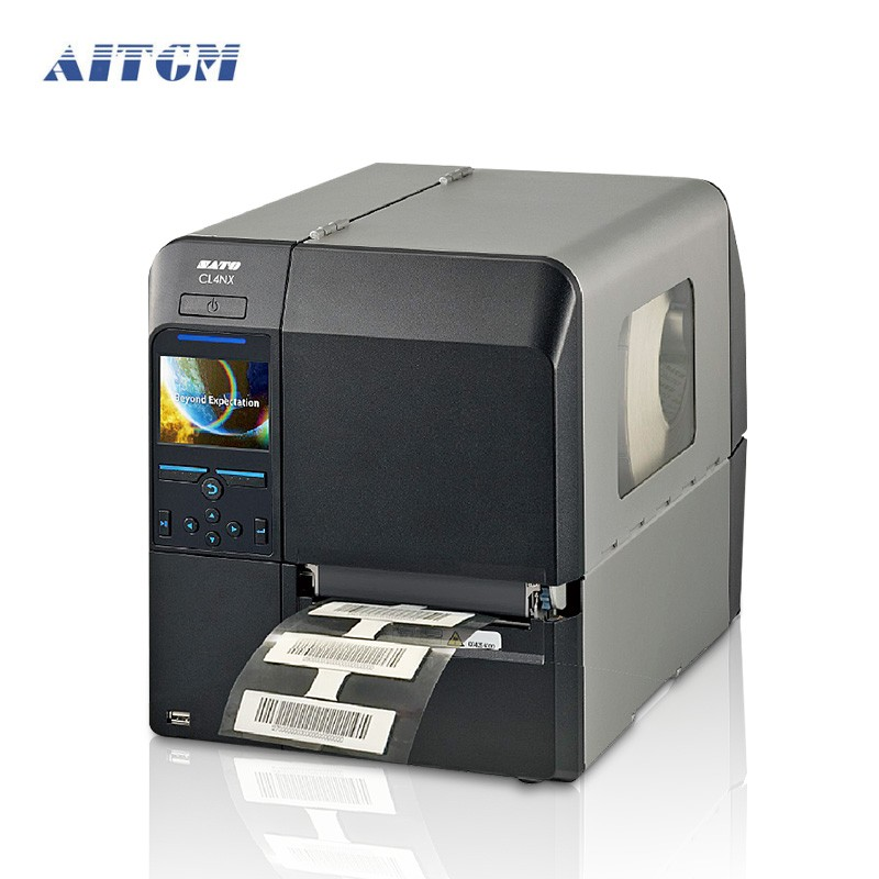 RFID打印機CL4NX工業條碼機